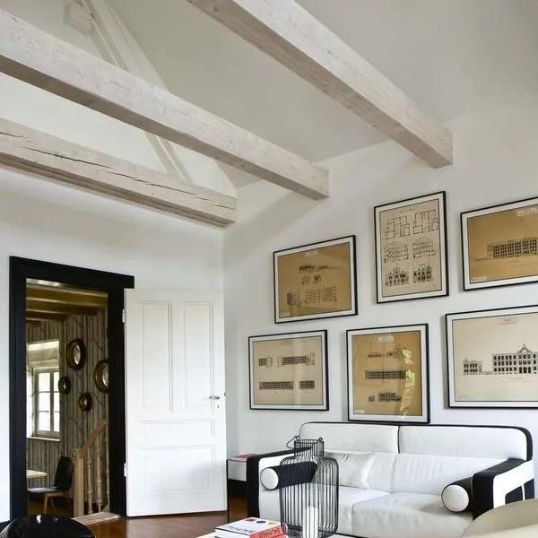 Maison  colombages design en Alsace  Ct Maison