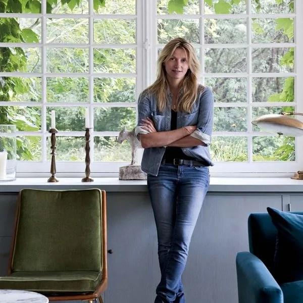 Sarah Lavoine Sa Maison De Campagne En Photos Ct Maison
