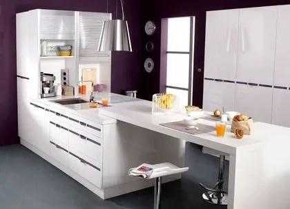 agrandir blancheur design pour la cuisine