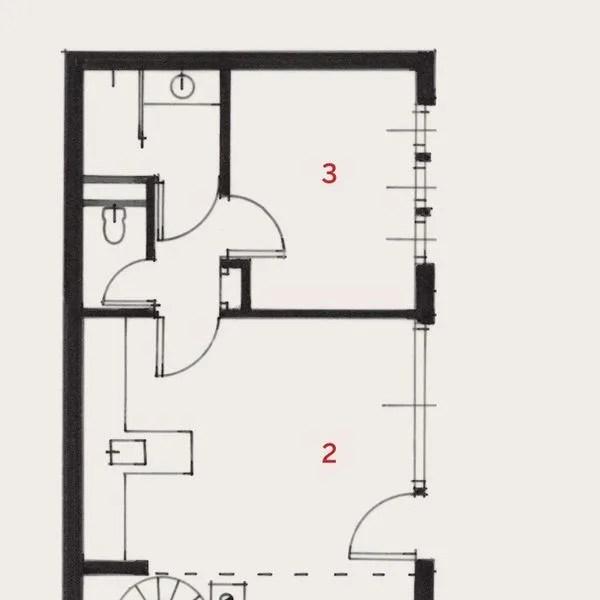 Une Petite Maison Moderne En Bois Le Plan