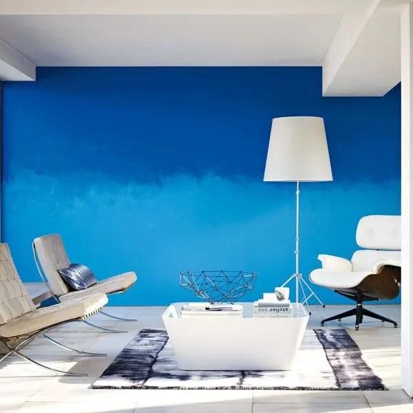 Peinture bleu les couleurs tendance  lapis lazuli turquoise profond  Ct Maison