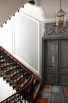 Porte Style Haussmannien
