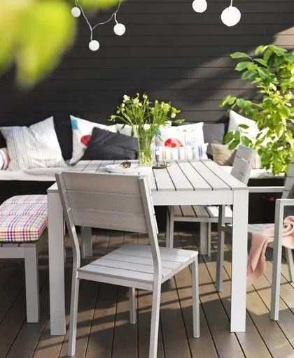 ikea jardin ikea terrasse les