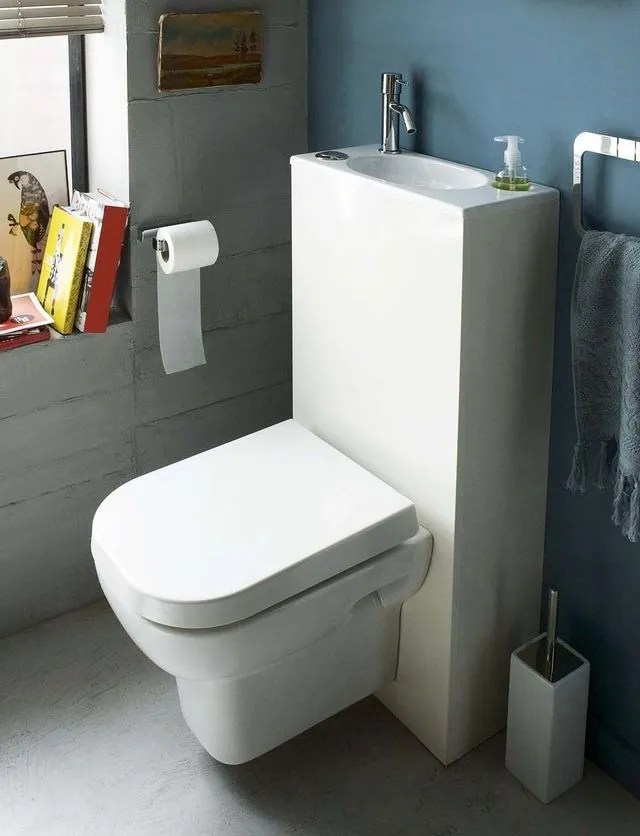 wc toilettes lavantes sans bride