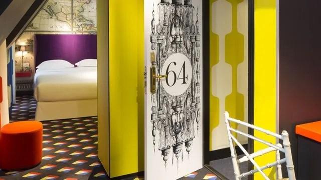 Hotel dco design et moderne  les projets les plus tendance  Ct Maison