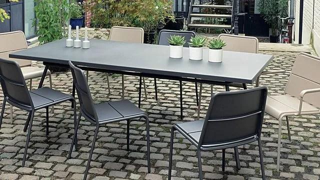 mobilier de jardin truffaut design
