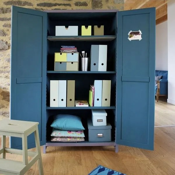 relooking meuble repeindre une