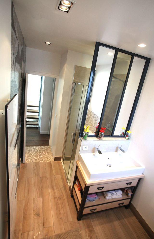 Petite Salle De Bains Zen Et Moderne De 6m2 Ct Maison