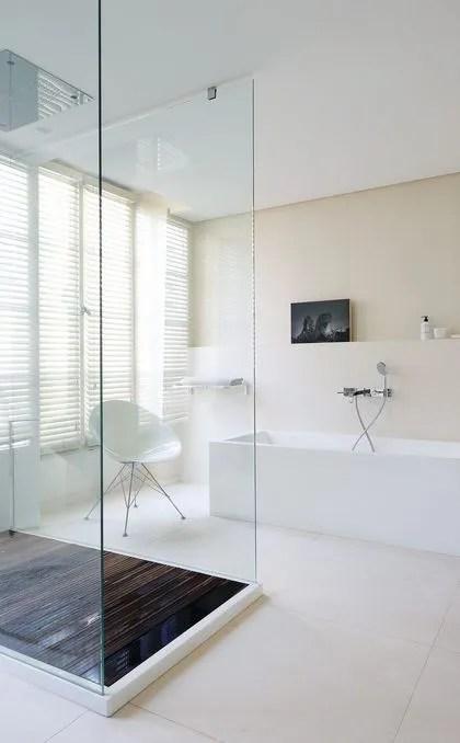 Salle de bains blanc  20 photos dco trs inspirantes  Ct Maison