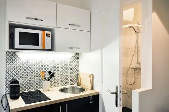 loft appartement diaporama studio etudiant paris un duplex de m fonctionnel et equipe l p