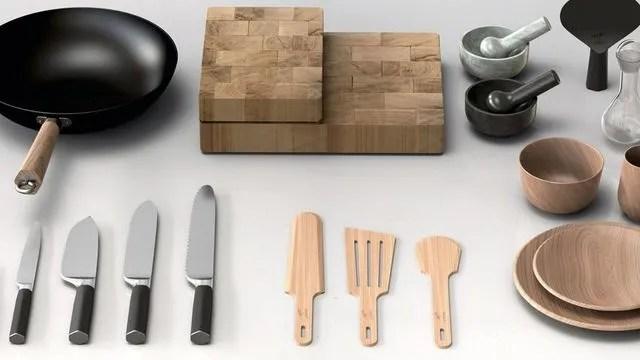 ustensiles et accessoires de cuisine et