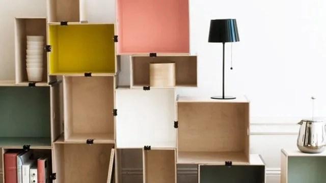 Créer Des Rangements Pas Cher Et Beaux Côté Maison