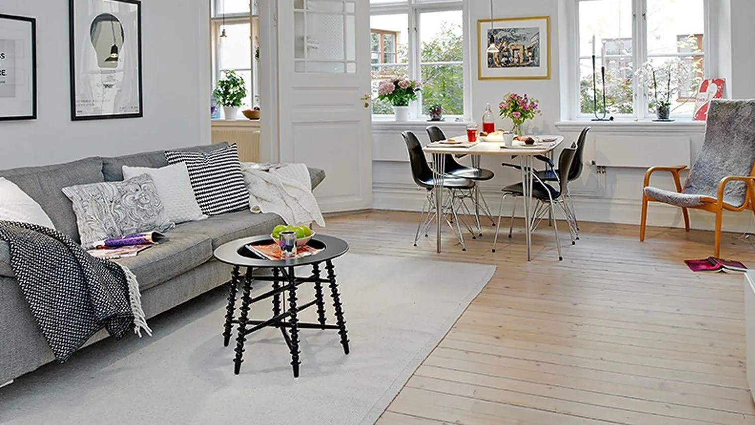 Deco Maison Style Scandinave PH03 Jornalagora