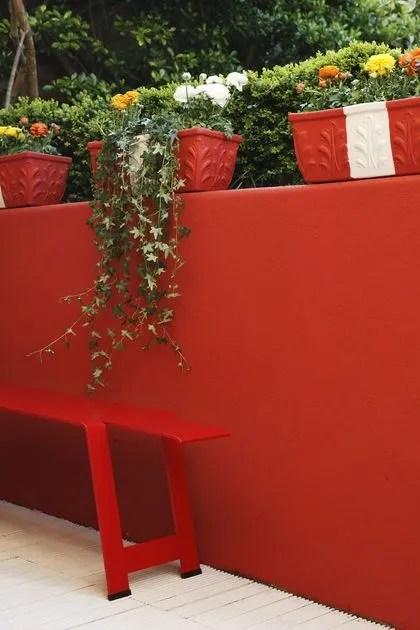 Peinture Dextrieur Mur Et Sol Peinture Pour Bois