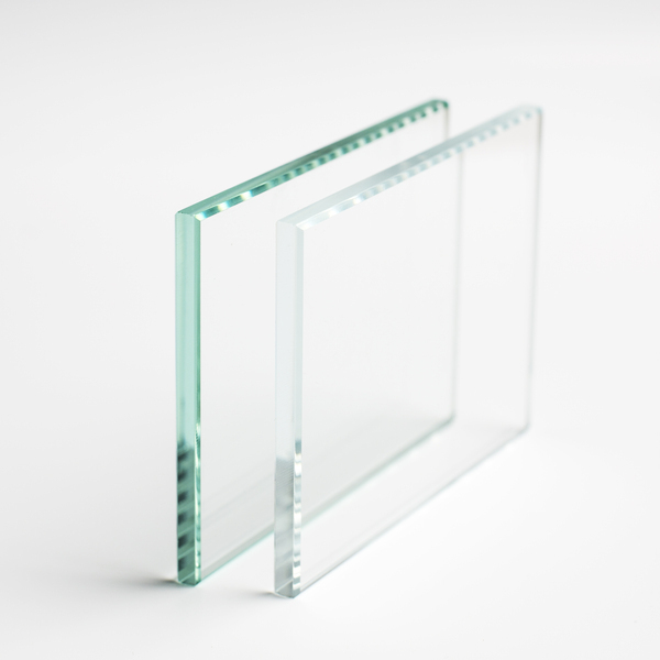 verre sur mesure trempe extraclair 8 mm