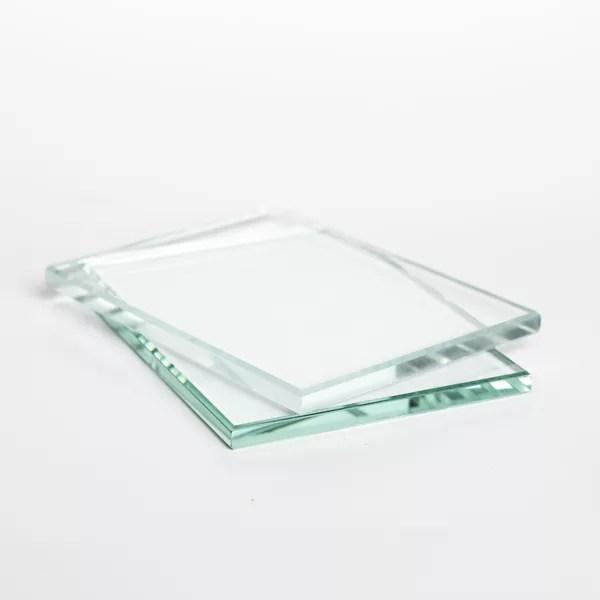 verre sur mesure trempe extraclair 4mm d epaisseur