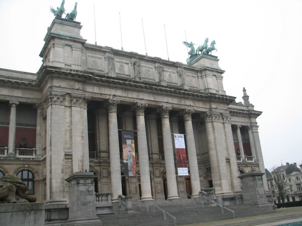 Belgium Royal Museum of Fine Arts