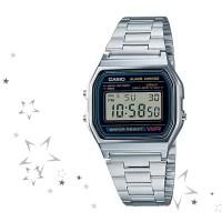 카시오 메탈 시계 A158WA-1D (TOP 110471276)