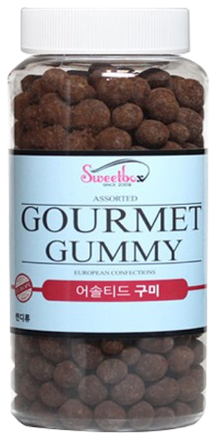 스위트박스 커피빈 트러플 초콜릿, 500g, 1개