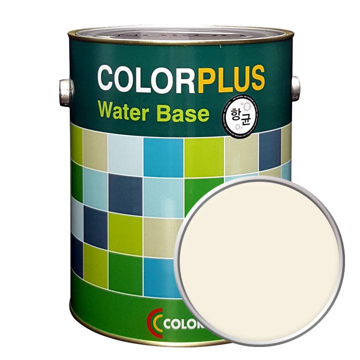 노루페인트 컬러플러스 페인트 4L, 마쉬멜로우
