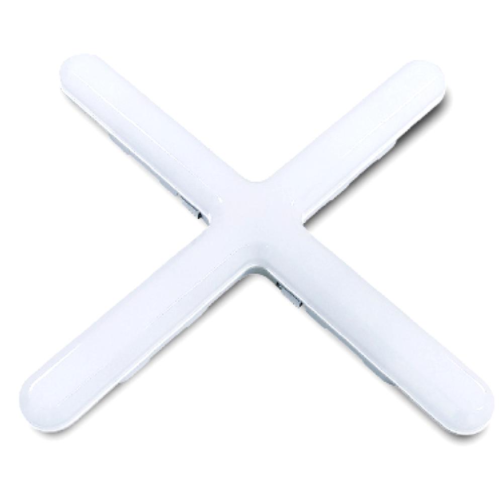 컬러원 우리조명 LED 등기구 십자등 60W, 주광색