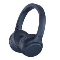 소니 블루투스 헤드폰, 네이비, WH-XB700 (POP 210676209)