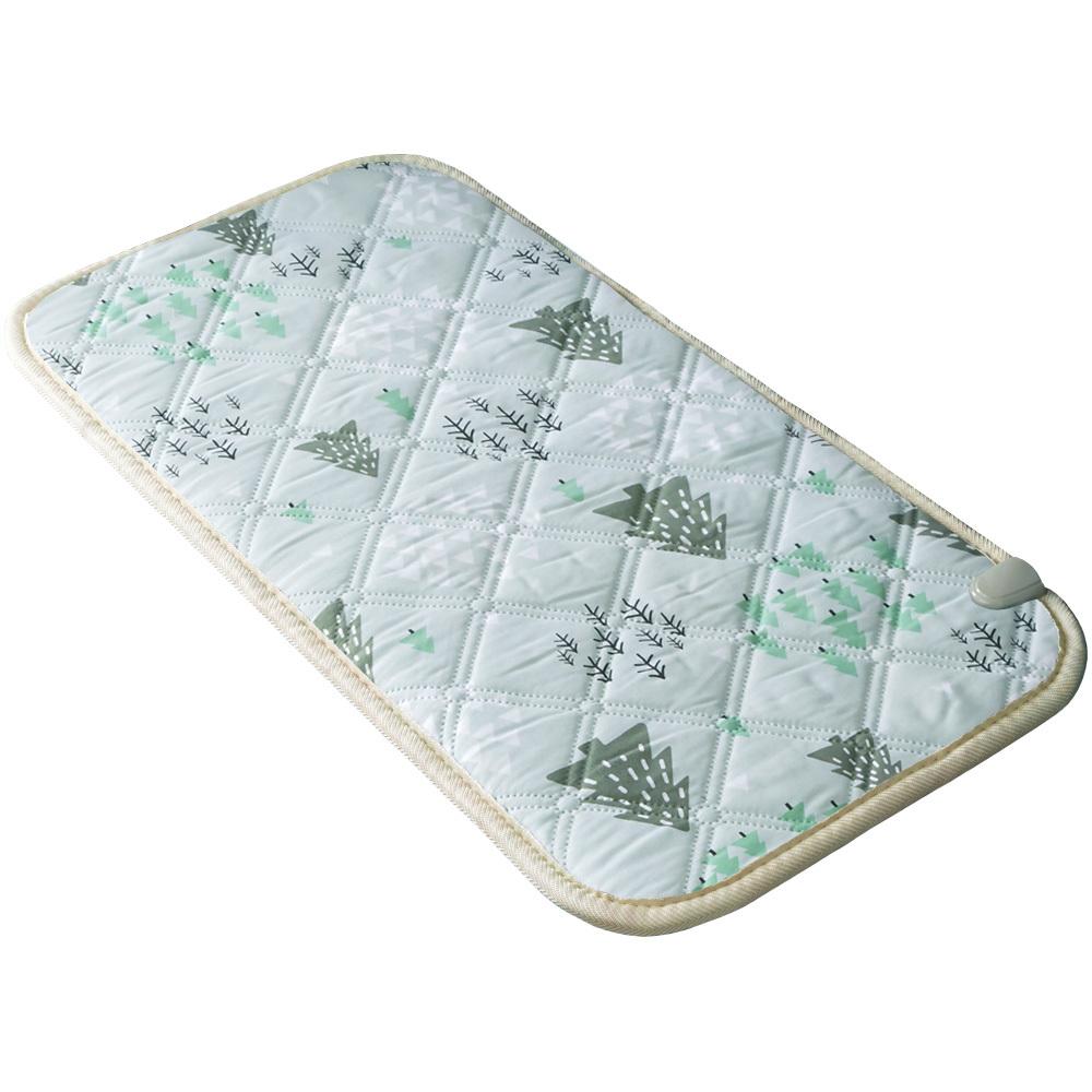 이노크아든 북유럽풍 향균 절전형 전기방석, 포레스트 민트(GP-104), 90 x 45 cm