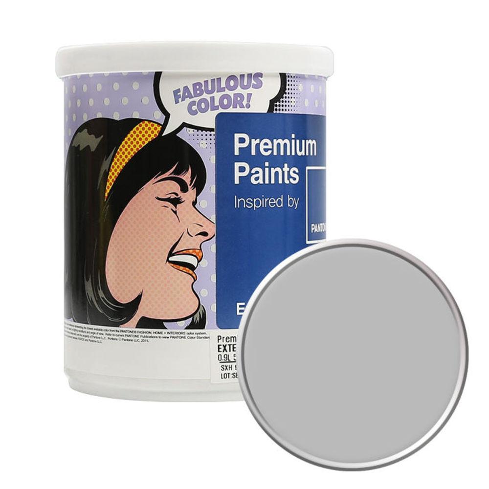 노루페인트 팬톤 외부용 실외 저광 페인트 1L, 16-0000 Paloma