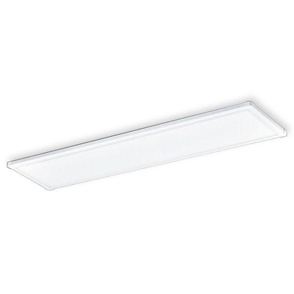 디앤앤 플리커프리 50W LED 엣지 면조명 천장등 320 x 1290 mm, 주광색