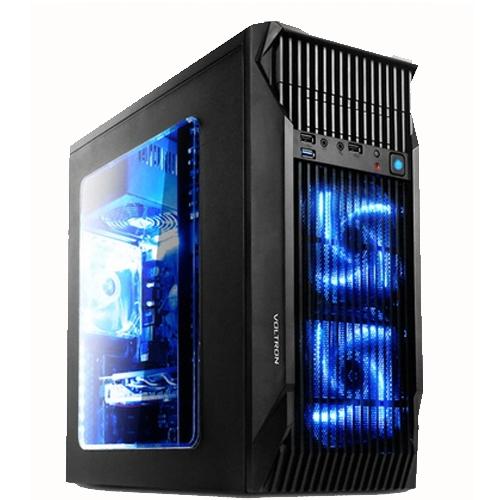 대한컴퓨터 ABKO NCORE 볼트론 게이밍 미들 컴퓨터 (9세대 커피레이크R i5-9400F WIN미포함 DDR4 8GB SSD 240GB GTX1050 2GB), DAEHAN-NOBLESS-PC, 기본형