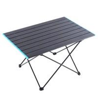 풀루 접이식 캠핑 테이블, 블랙 (TOP 1662326978)