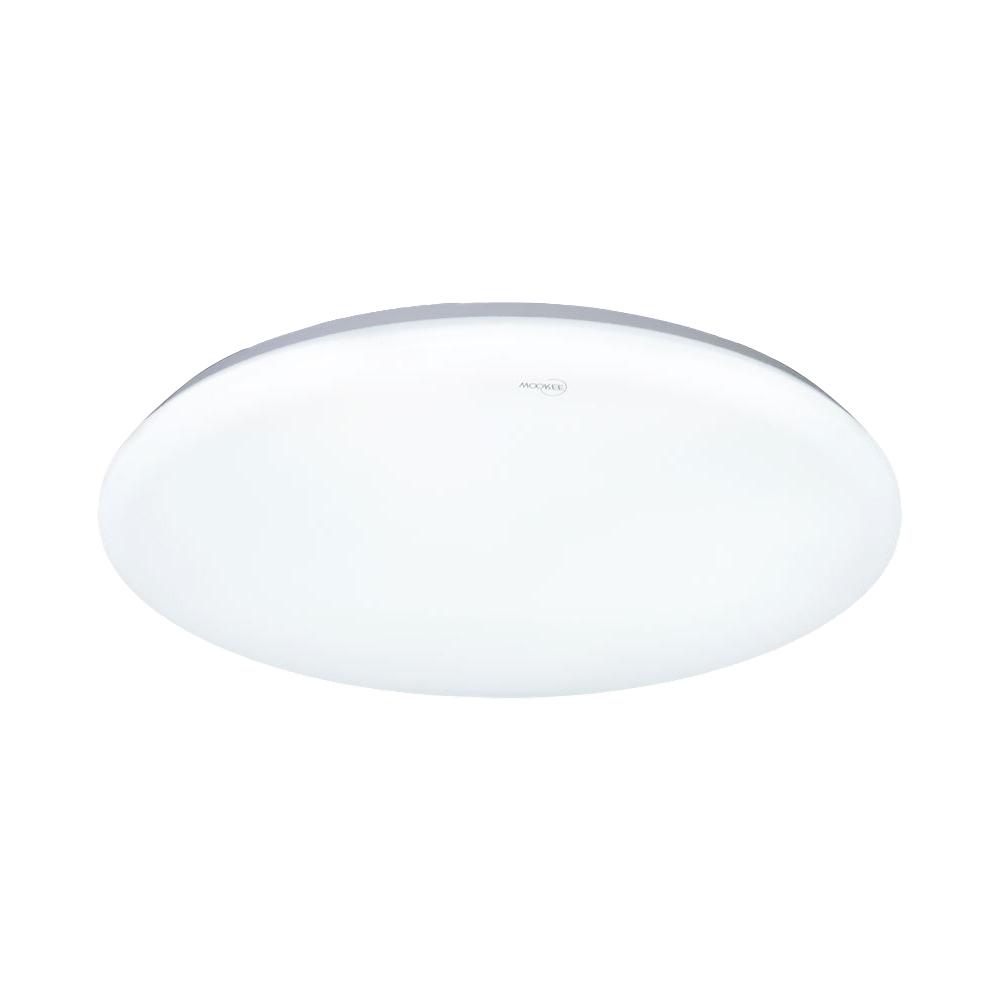 장수램프 LED 리모컨 원형 방등 60W, 혼합색상