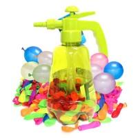 두로카리스마 물풍선 제조기 슬림메이커 + 풍선 500p 세트, 랜덤발송, 1세트 (TOP 1853593102)