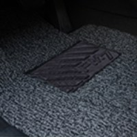 에프엠세븐 확장형 차량용 코일매트, 쌍용 렉스턴스포츠, 그레이 (TOP 2275045477)