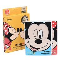 디즈니 미키마우스  4p, 1개 (TOP 2117542393)
