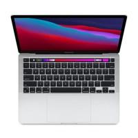 Apple 2020년 맥북 프로 13 (M1 칩셋 8코어 CPU 8코어 GPU), 8GB, SSD 256GB, 실버 (TOP 4322481029)