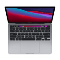 Apple 2020년 맥북 프로 13 (M1 칩셋 8코어 CPU 8코어 GPU), 8GB, SSD 256GB, 스페이스 그레이 (TOP 4322481029)