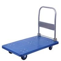가팡 접이식 대차 플라스틱 바퀴 블루 특대형, 1개 (TOP 1715787515)