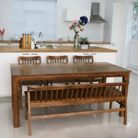 참갤러리 밀레 원목 식탁 세트 6인용 방문설치, 혼합색상 (TOP 1899878644)