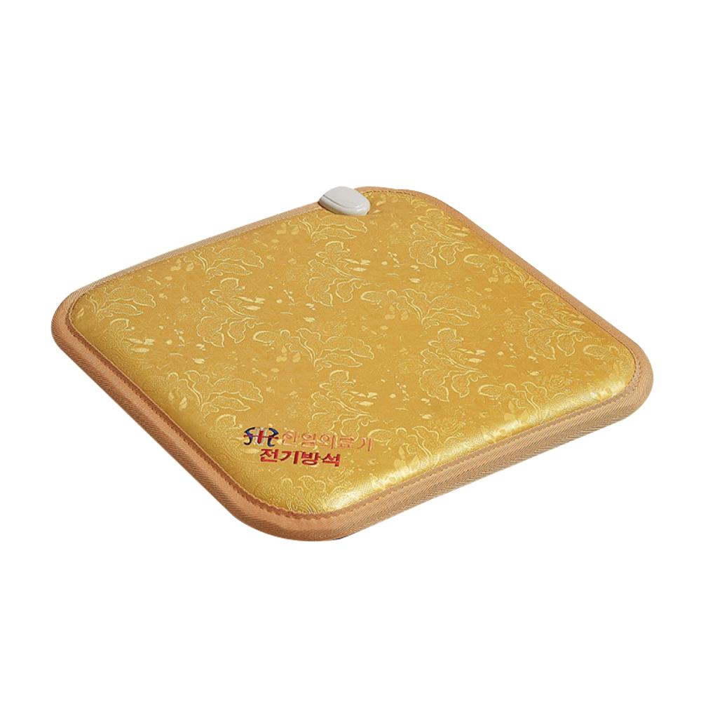 한일의료기 전기방석 1인 금, 골드, 450 x 450 mm