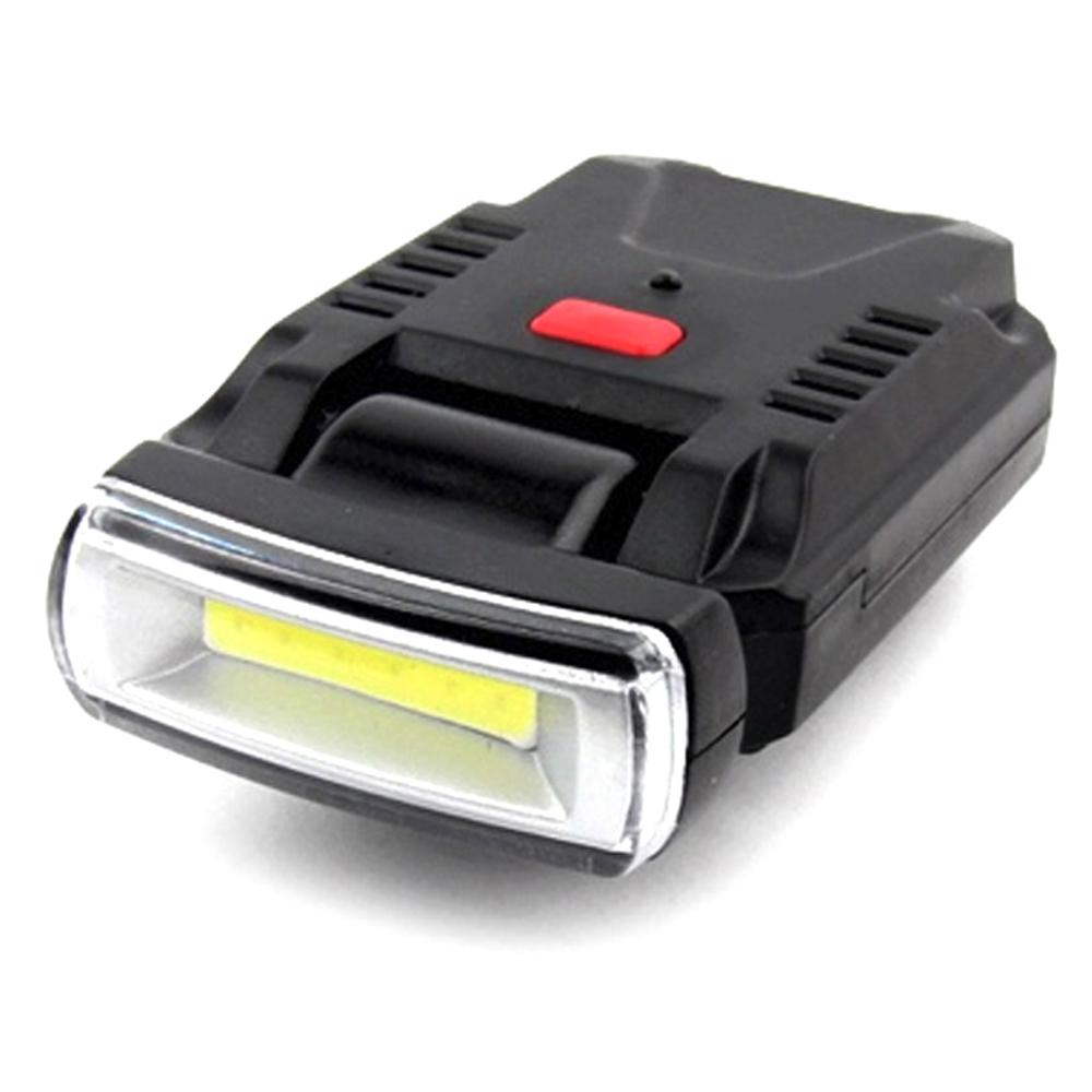 Lichao LED 택티컬 폴딩 라이트, BLACK, 1개