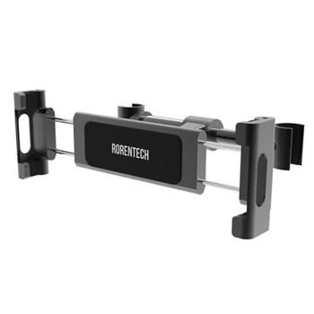 태블릿차량거치대 - 로랜텍 휴대폰 태블릿PC 겸용 차량용 헤드레스트 거치대 RHD-01, 1개