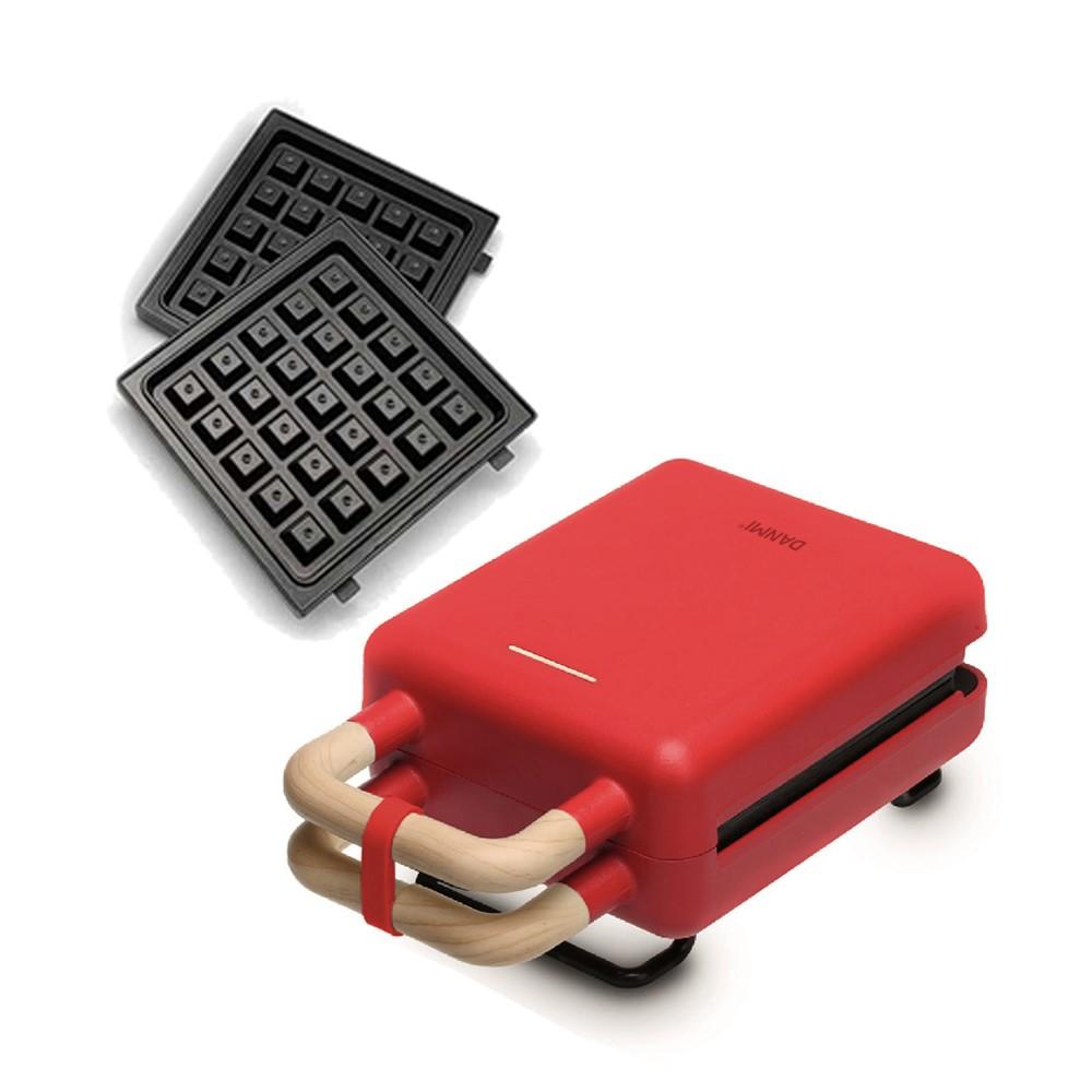 단미 와플 샌드위치 메이커, DA-SAN01 레드