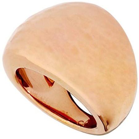 해외Calvin Klein 여성용 광택 스테인리스 스틸 주얼리 새벽 반지 컬렉션 PROD1510017318