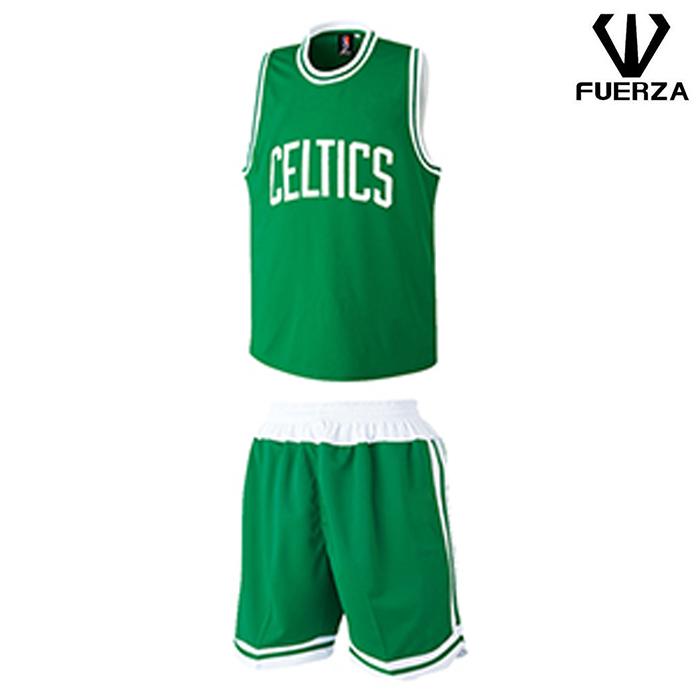 훼르자 보스턴 셀틱스 단체 농구복 유니폼