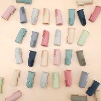 100% 식품 안전 승인 부드러운 실리콘 어린이 제품 개인화 된 칫 솔 머리 유아 아기 Teether 장난감 아기 물건 Toothbrushes , 1개, 015-pastel purple, CHINA (TOP 5626014919)