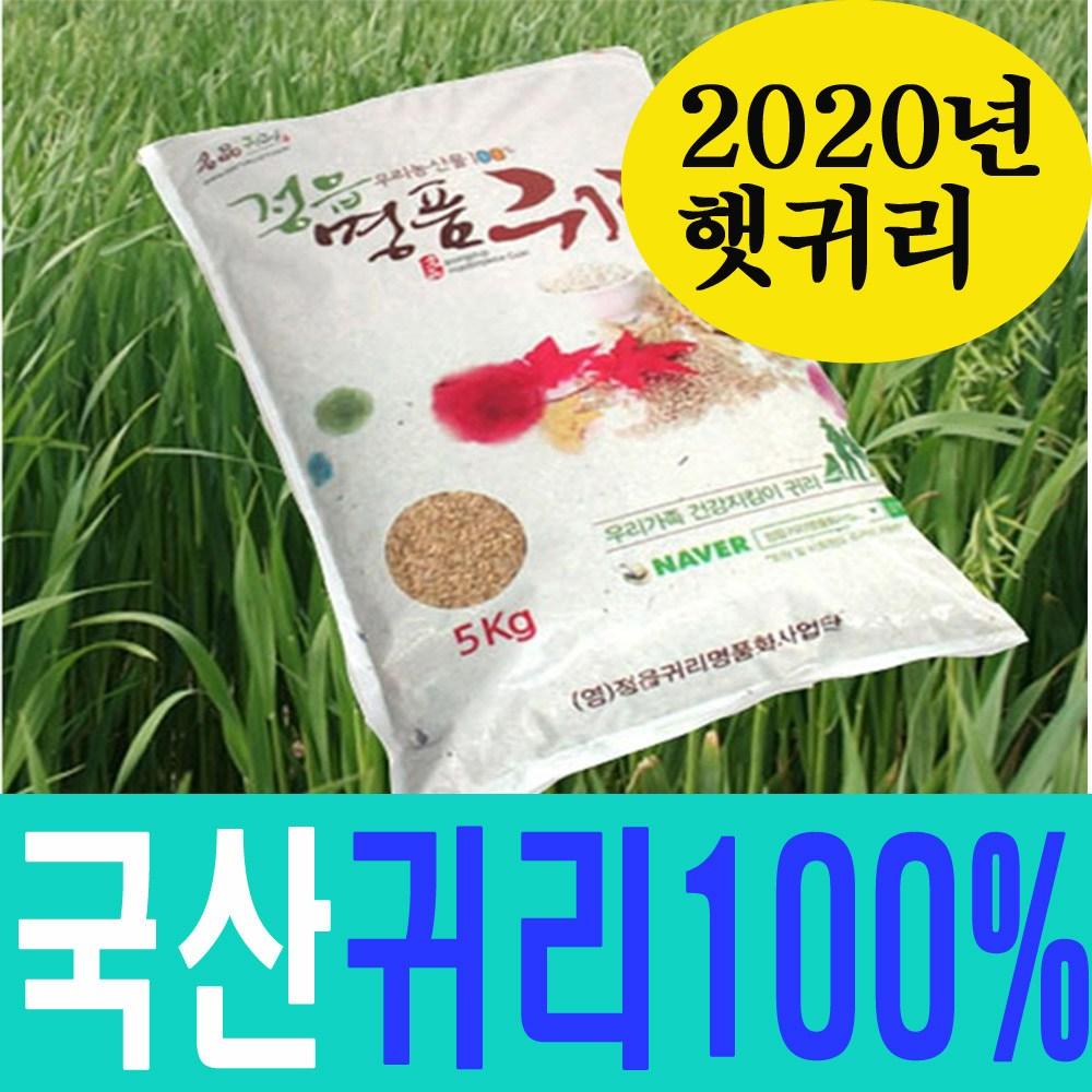 2020년 정읍명품 햇 귀리 쌀 2kg 5kg 첫출하시작 햇귀리, 1개, 1kg