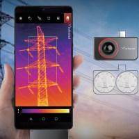 열화상카메라 열감지카메라 발열체크 InfiRay T3pro 스마트 폰용 전문가 급 열 화상 카메라 Android Type C 용 휴대용 적외선 이미 저, 블랙 T3 프로, 중국 (TOP 5304216814)