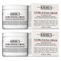 키엘 울트라 훼이셜 수분 크림 125ml 2팩 Kiehl's Ultra Facial Cream, 1개 (POP 5883880273)