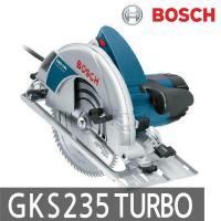 보쉬 GKS235 TURBO 원형톱 9인치 2050W 목재 절단 (TOP 136626407)